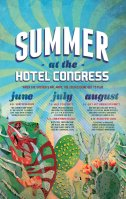 Hotel Congress summer